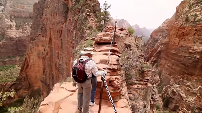 Angels Landing - A Hike That Will Take Your Breath Away
